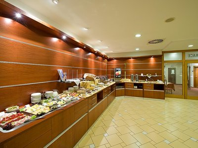 Ramada Airport Hotel Prague**** - breakfast buffet