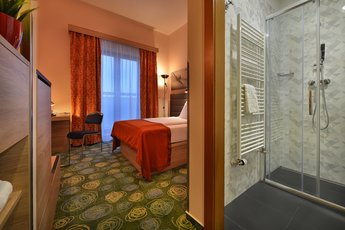Ramada Airport Hotel Prague**** - single room Superior